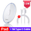 15W White With Cable