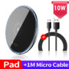 10W Black With Cable