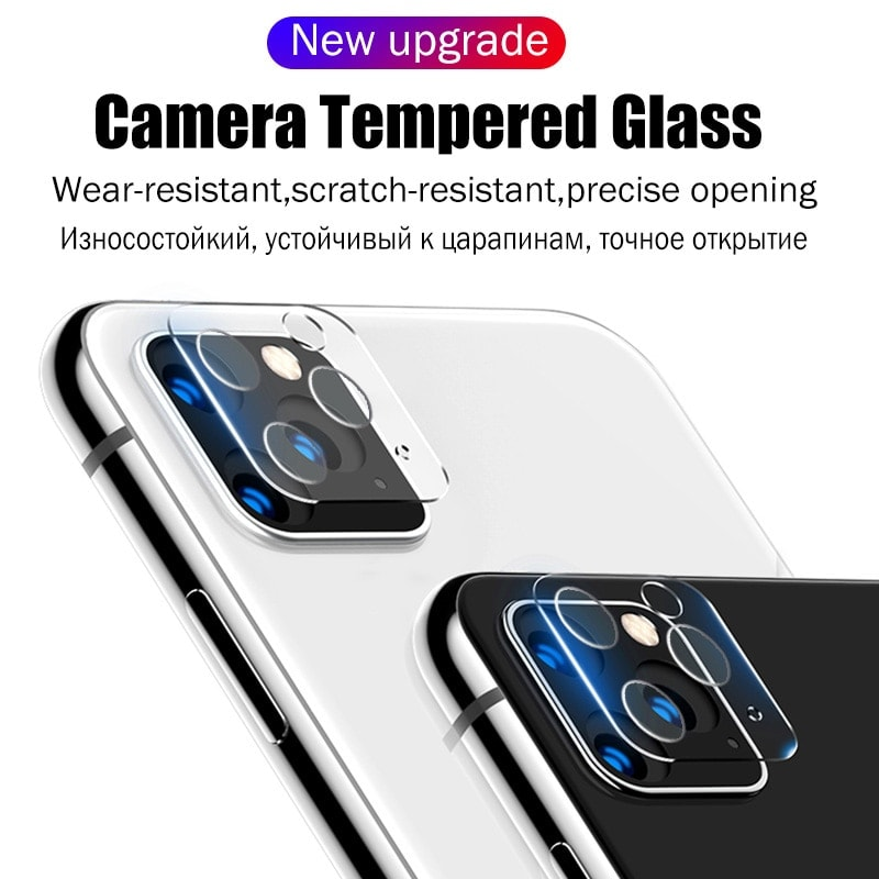 iPhone Camera Tempered Glass