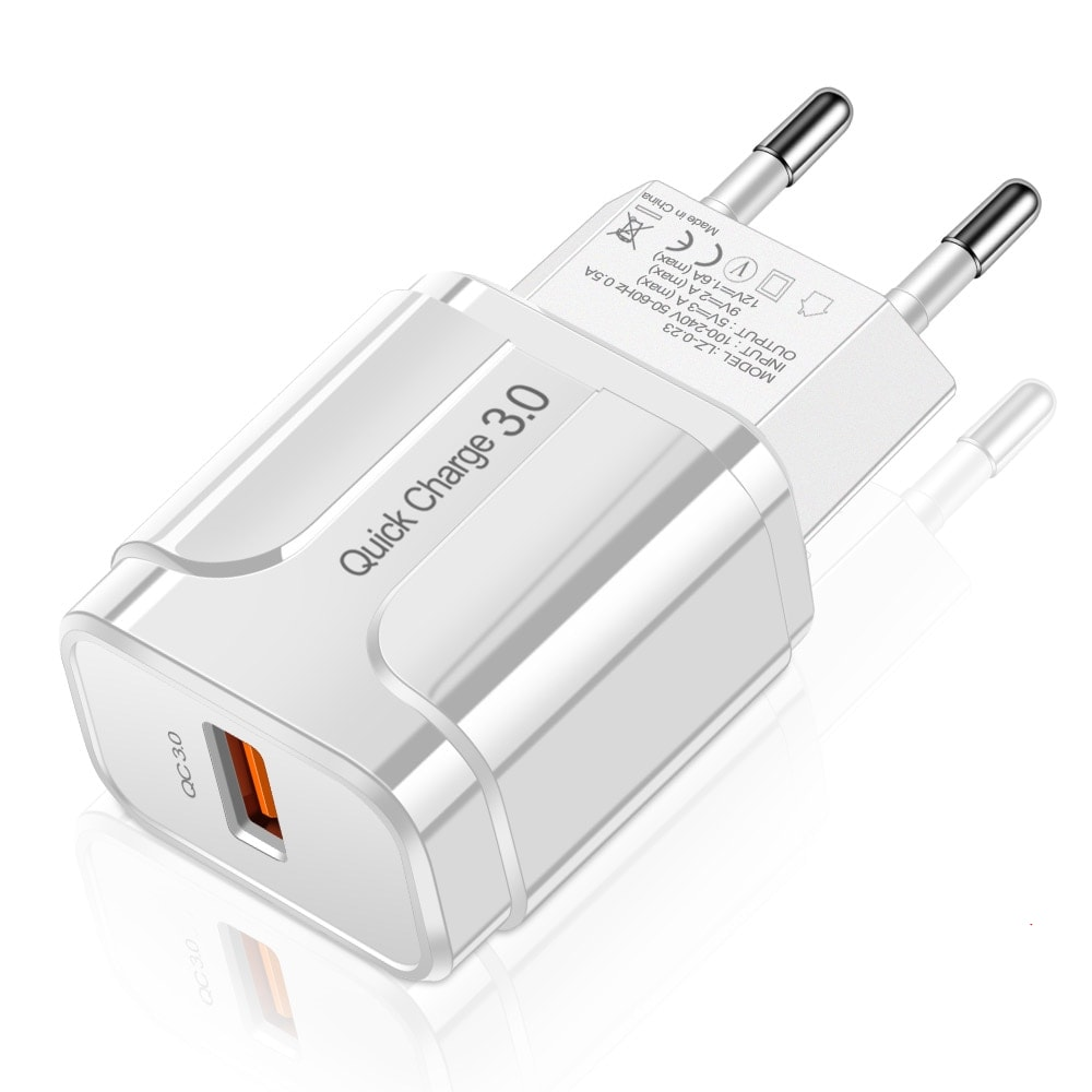 Quick Charge USB Phone Charger