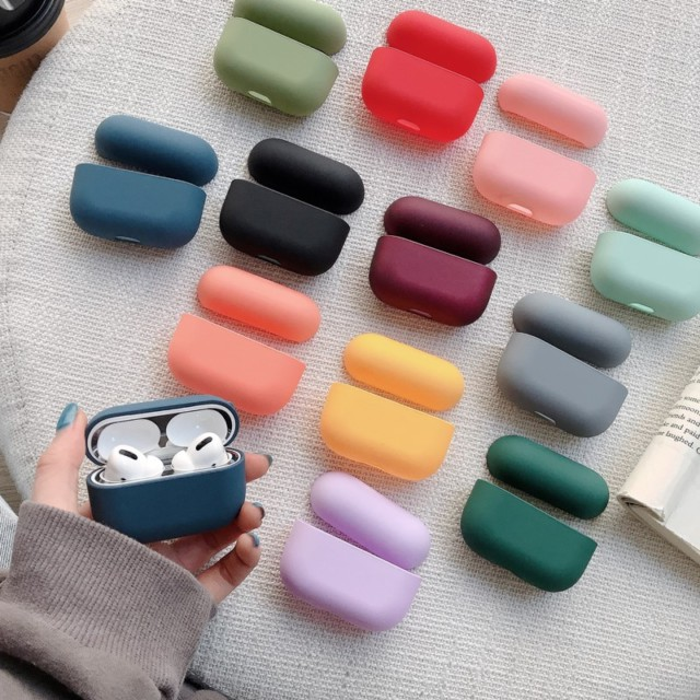 Candy Color Case Apple AirPods Pro 3