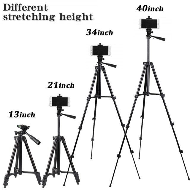 Mobile Phone Tripod Stand