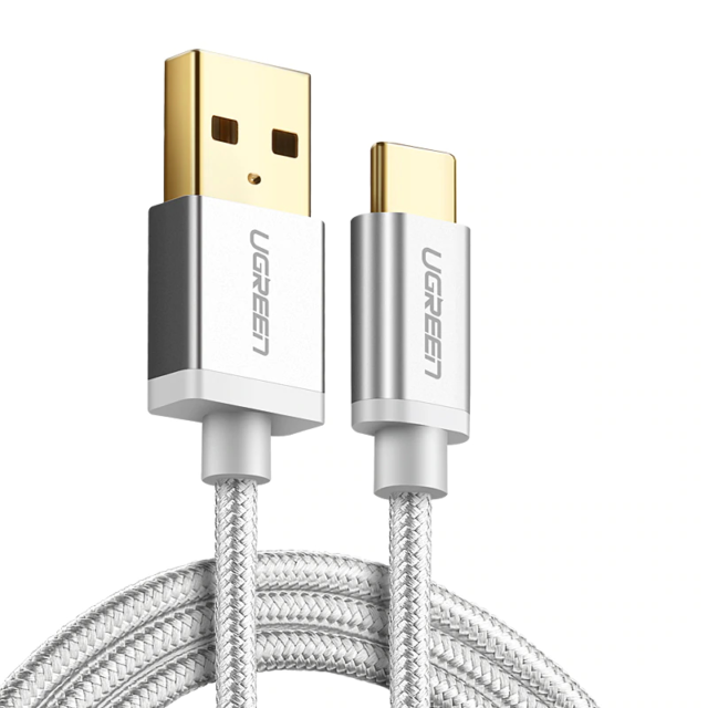 Braided Type-C Charging Cable
