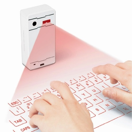 Bluetooth Laser keyboard Wireless Virtual Projection keyboard Portable for iPhone Android Smart Phone iPad Tablet PC Notebook