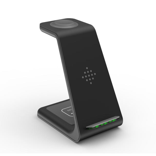 3 in1 Wireless Charger for Apple Phones and Watch