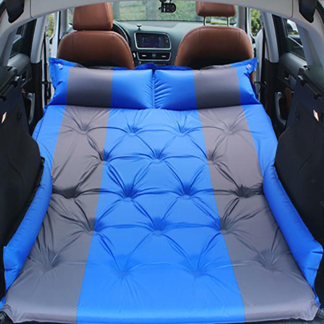 Auto Multi-Function Automatic Inflatable Air Mattress SUV Special Air Mattress Car Bed Adult Sleeping Mattress Car Travel Bed